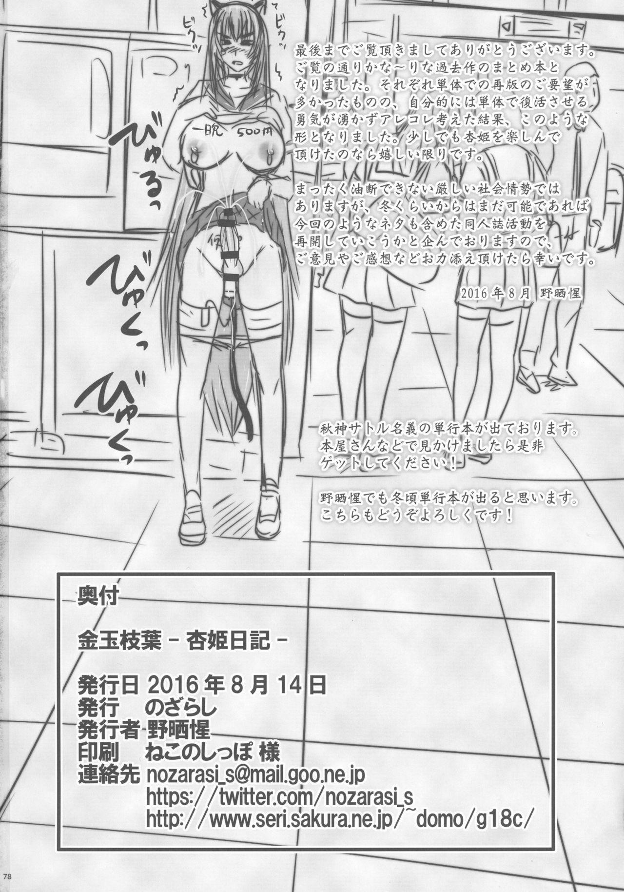 Kingyoku Shiyou 77