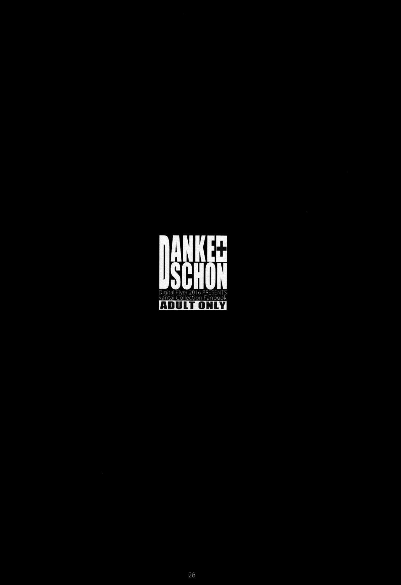 DANKE+SCHON 24