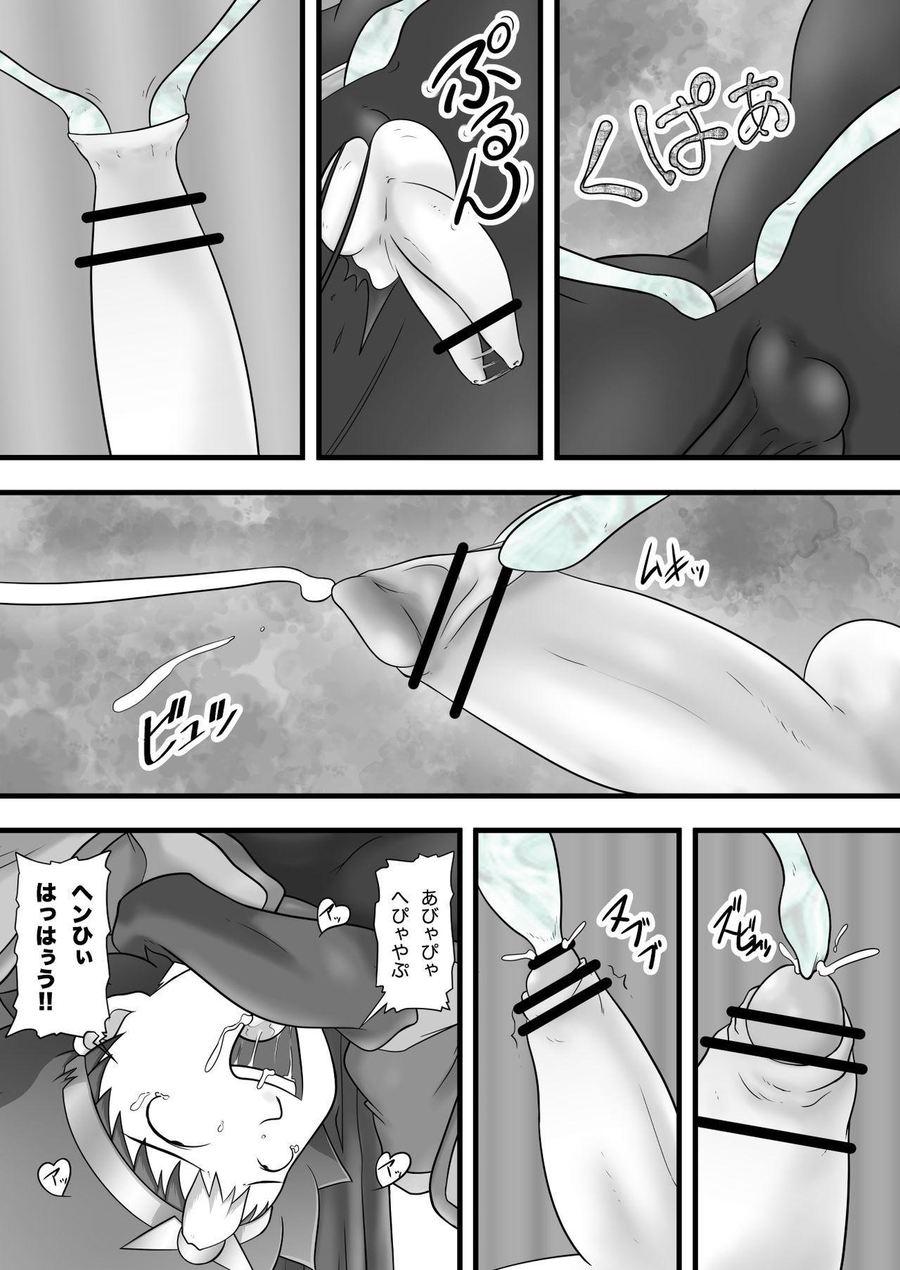 Chrono Kid TSURUGI VS Enboy 20