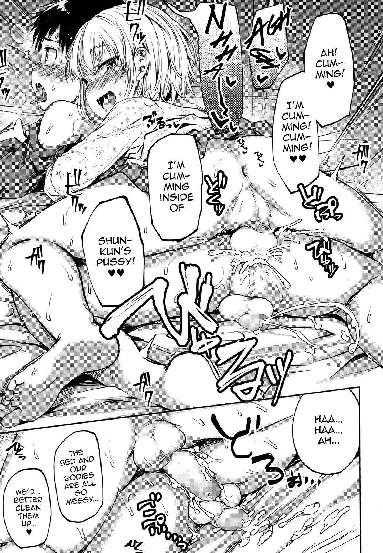 Kimi wa Marude Onnanoko 18