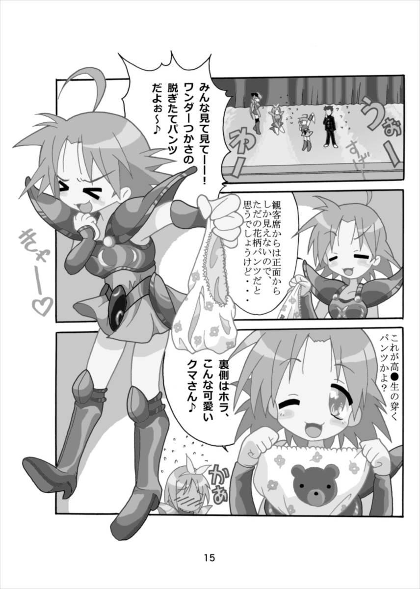 Wonder Tsukasa Soushuuhen 13
