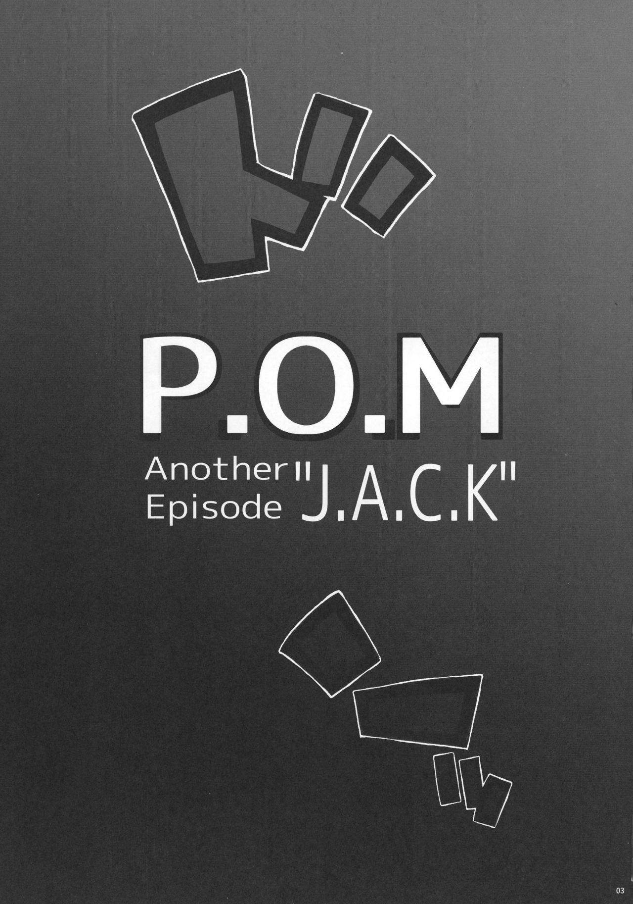 """P.O.M Another Episode """"J.A.C.K"""" 4"""