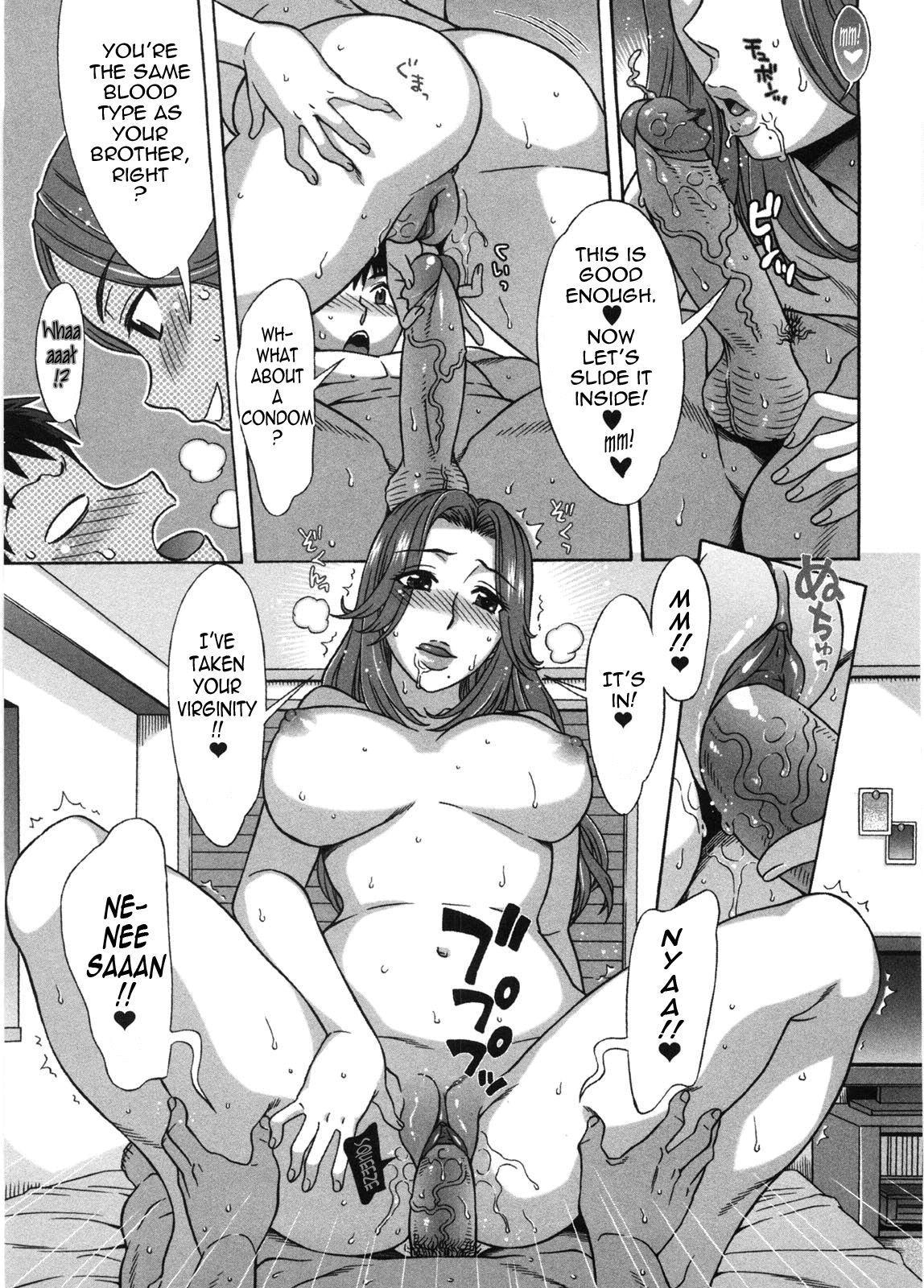 [Hanzaki Jirou] Ama Ero - Sweet Sugar Baby Ch. 1-7 [English] [Tadanohito] [Decensored] 117