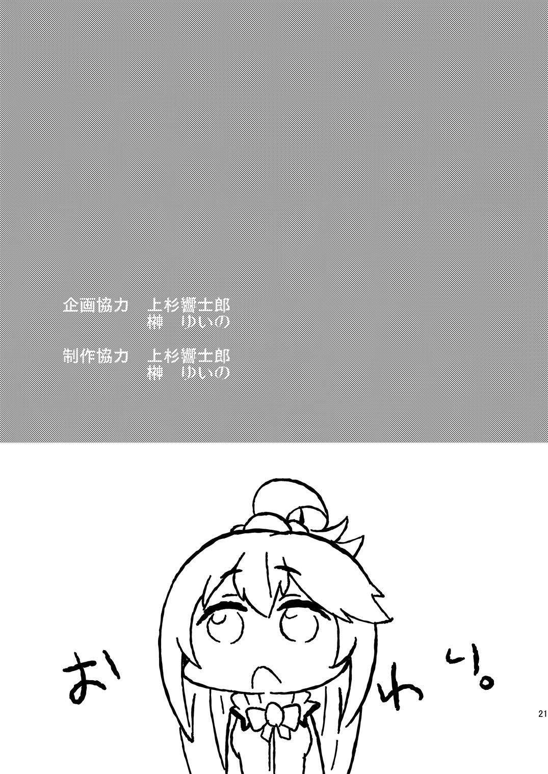 Kono Damegami ni Oshioki o 19