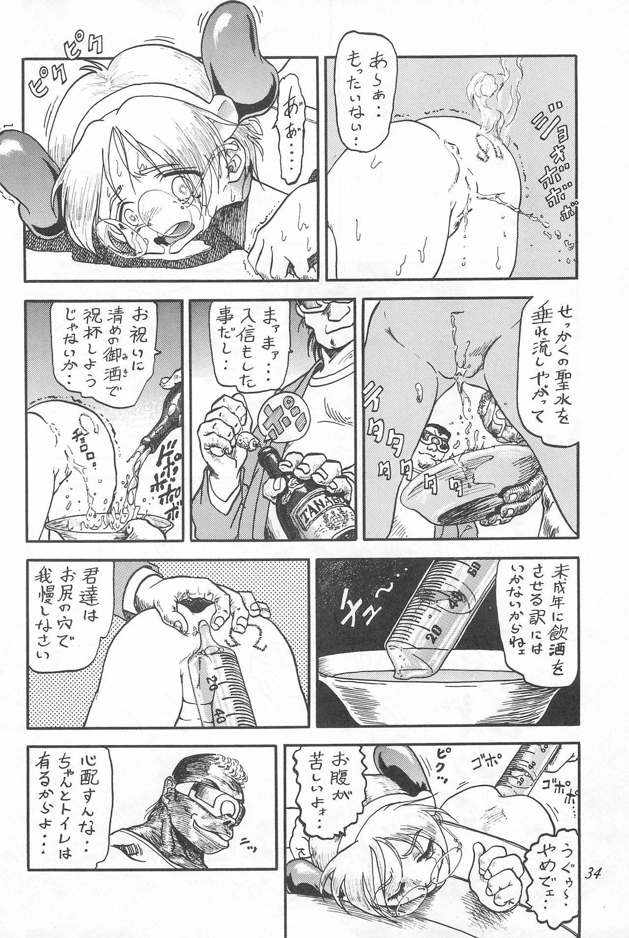 Youseiki Evanlolibon 33