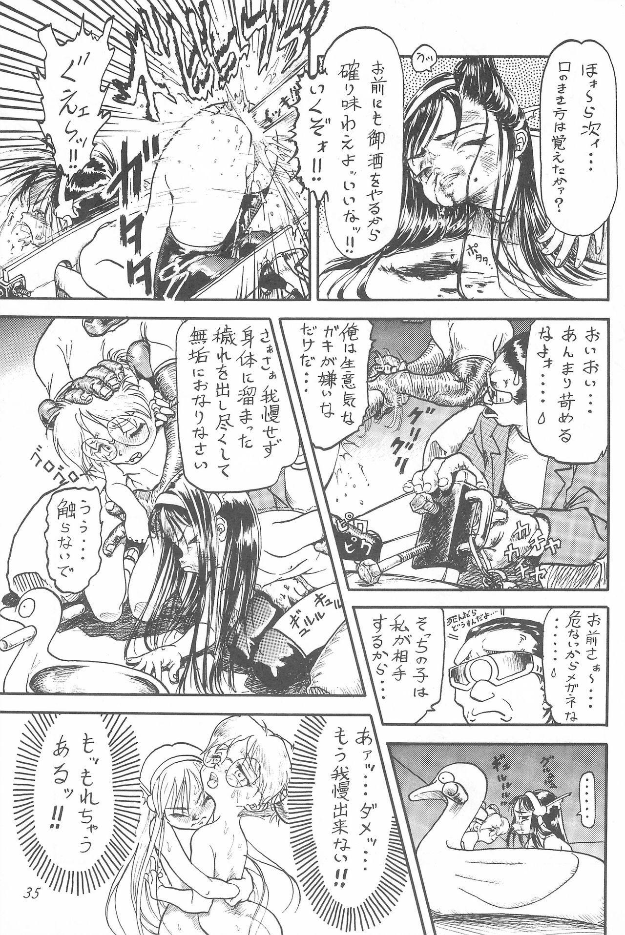 Youseiki Evanlolibon 34
