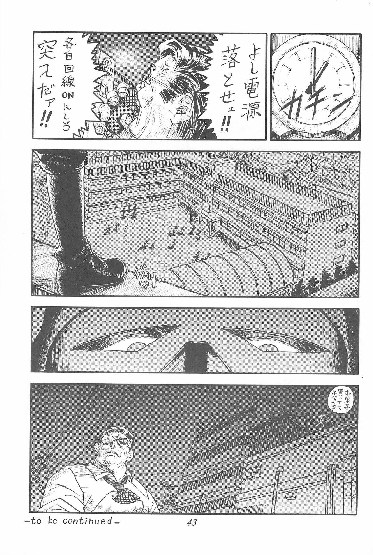 Youseiki Evanlolibon 42