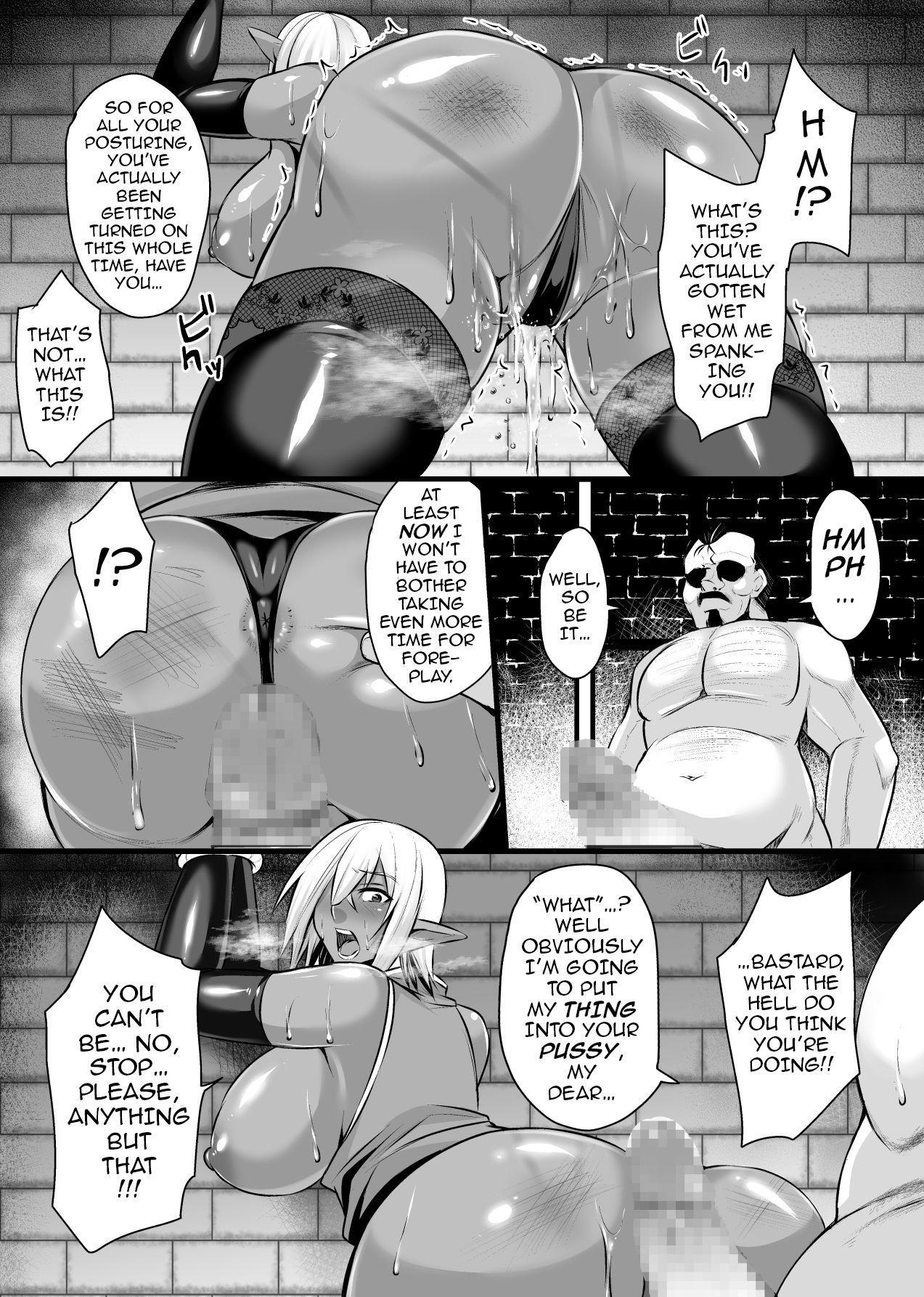 Onna Shougun Artesia - Dark Elf Haramase Choukyou Kiroku 6