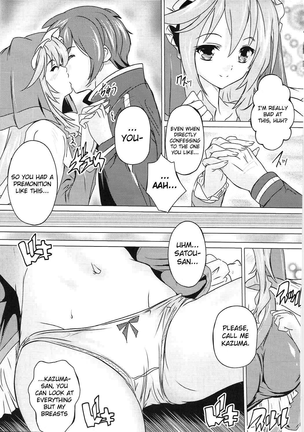 Kono Subarashii Megami to Syukufuku o! 7