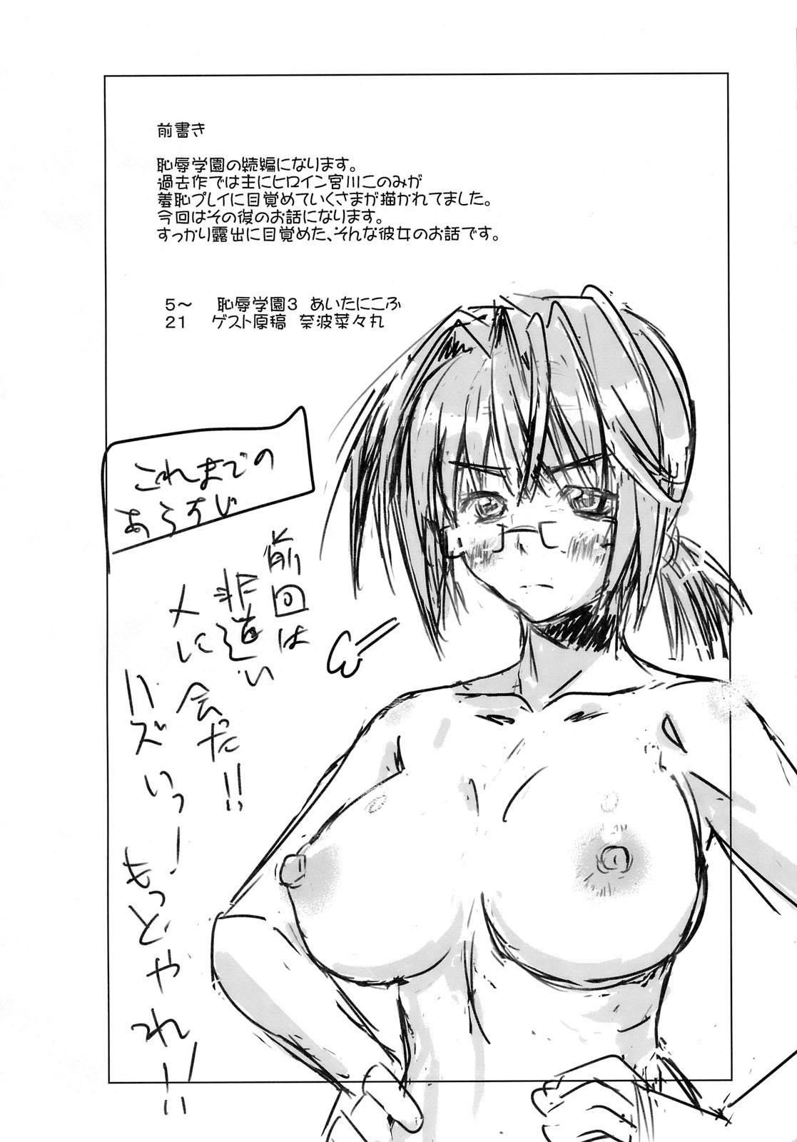 Chijoku Gakuen 3 2