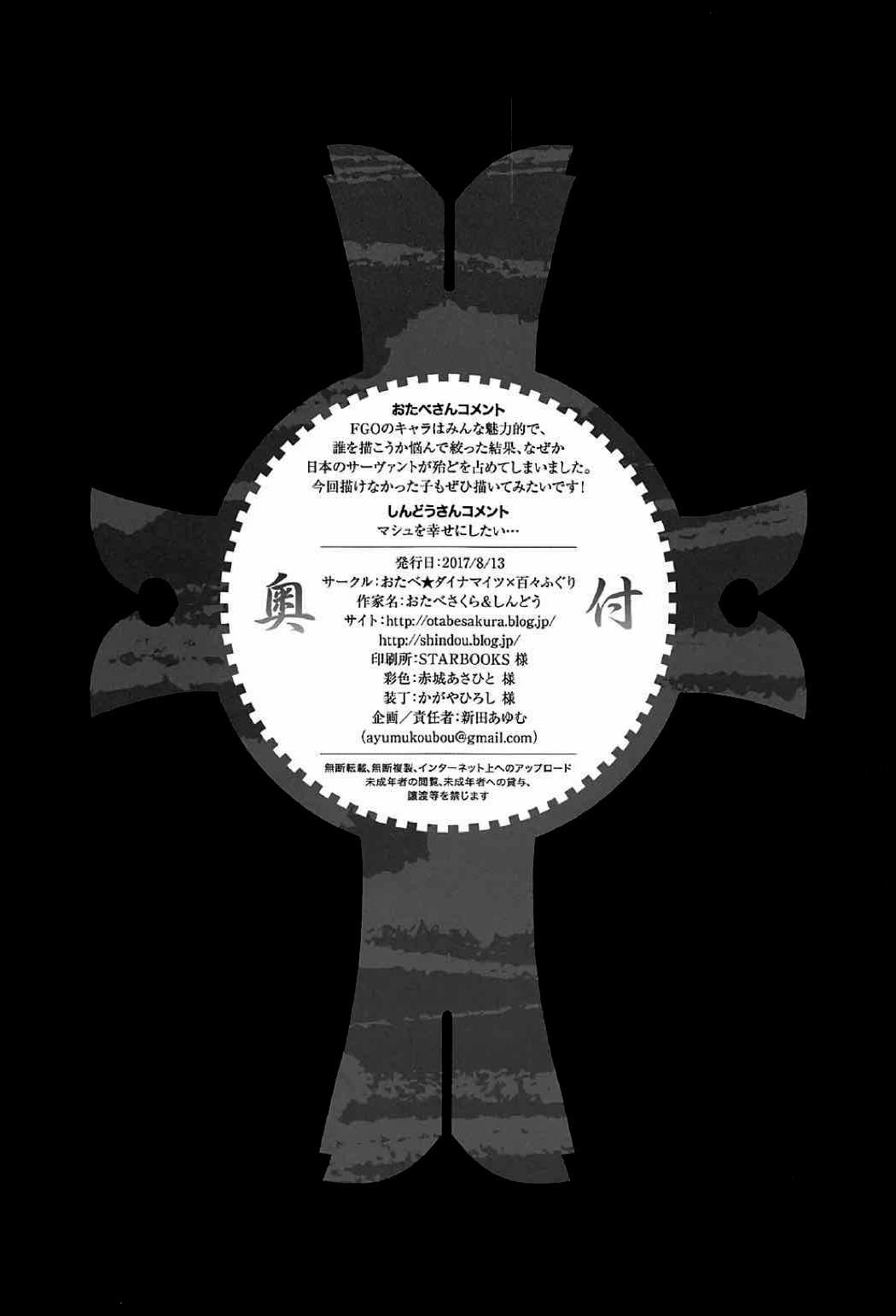 Ero/Grand Order 22