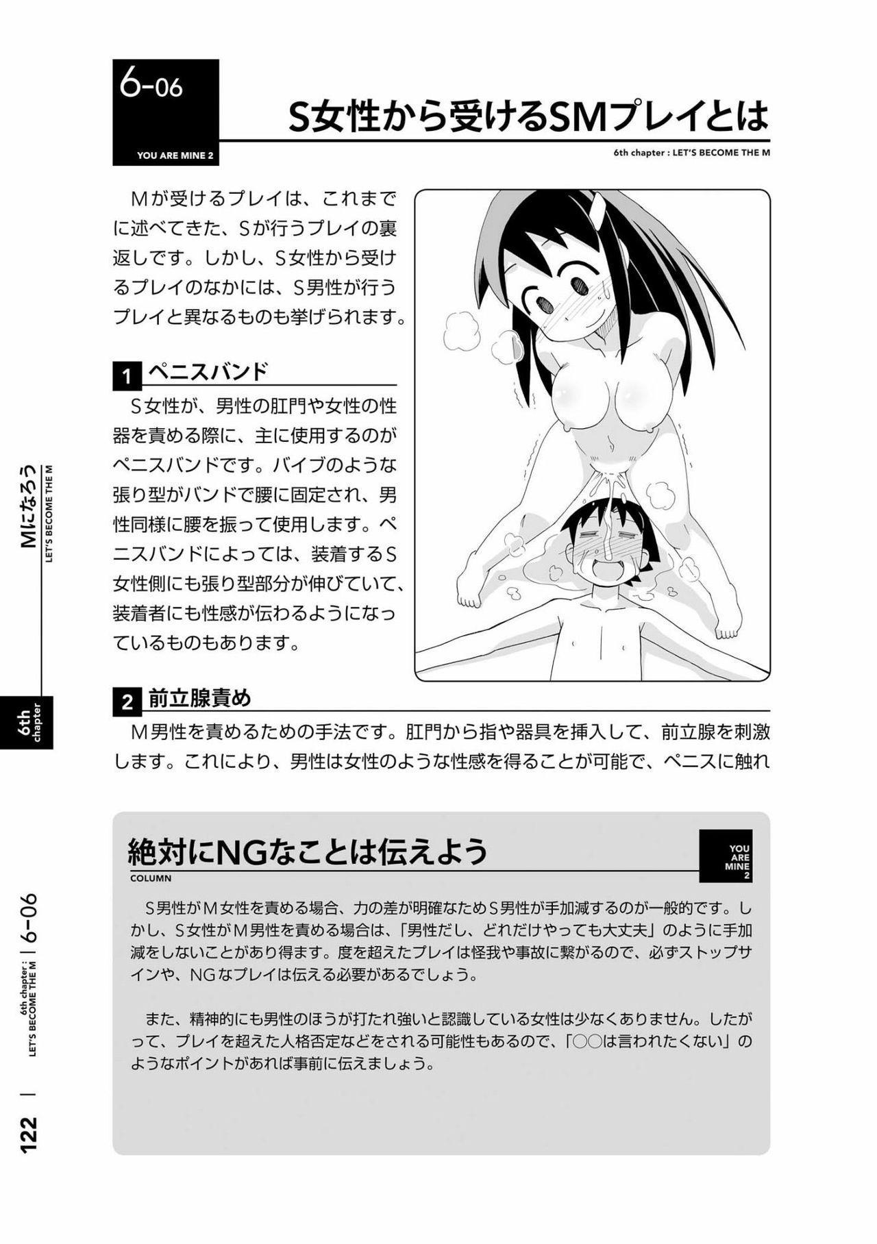 [Mitsuba] Karada mo Kokoro mo Boku no Mono ~Hajimete no SM Guide~ 2 [Digital] 124