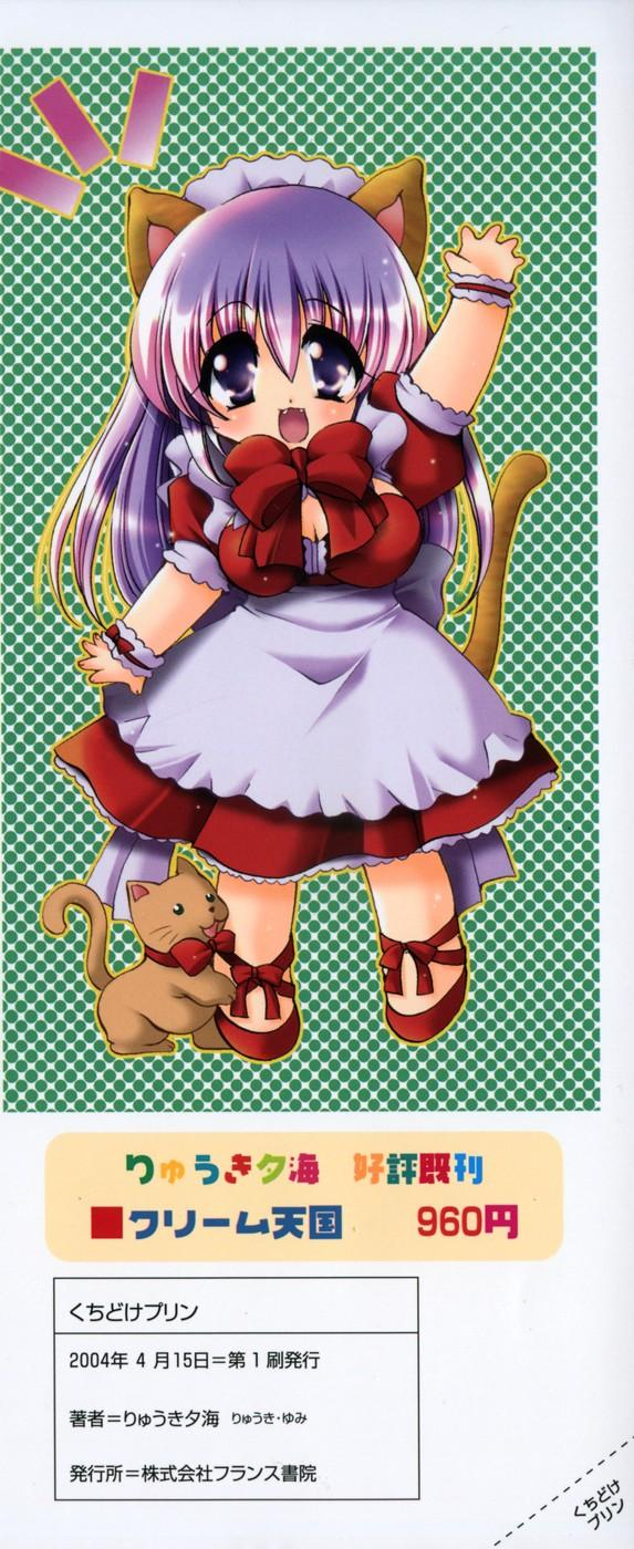 Kuchidoke Purin   Melty Pudding 3