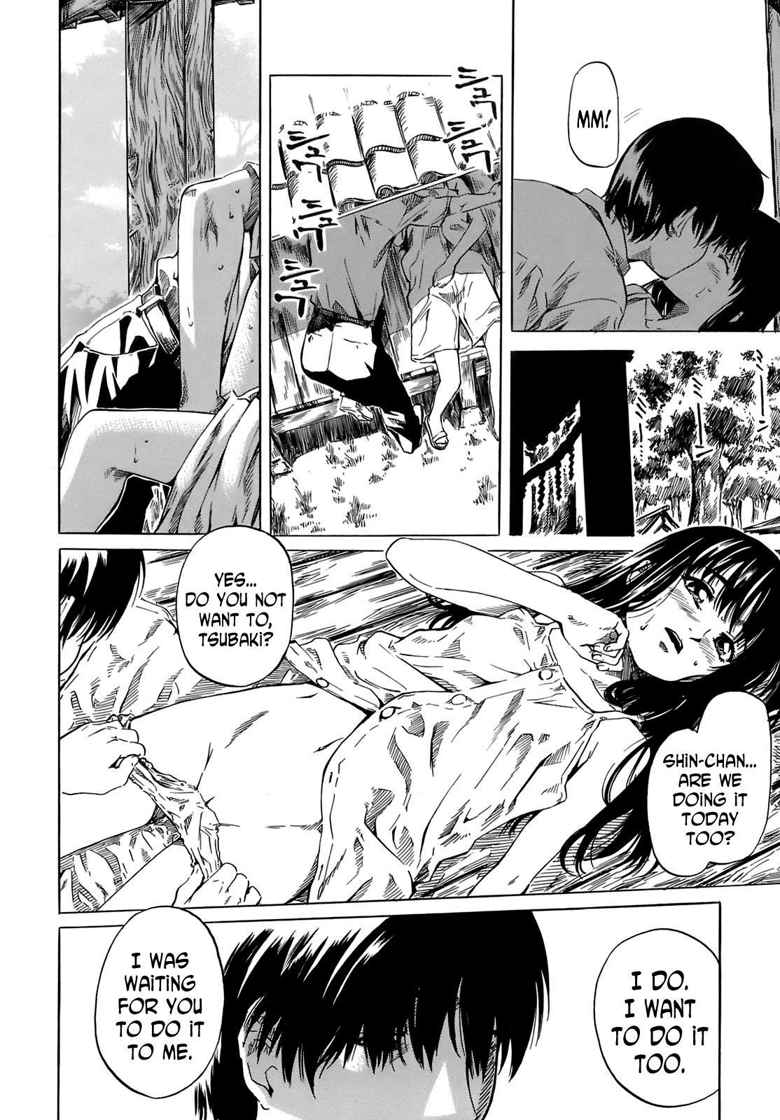 Kimi no Sukina Onnanoko no Katachi | Shape of Your Favorite Girl 141