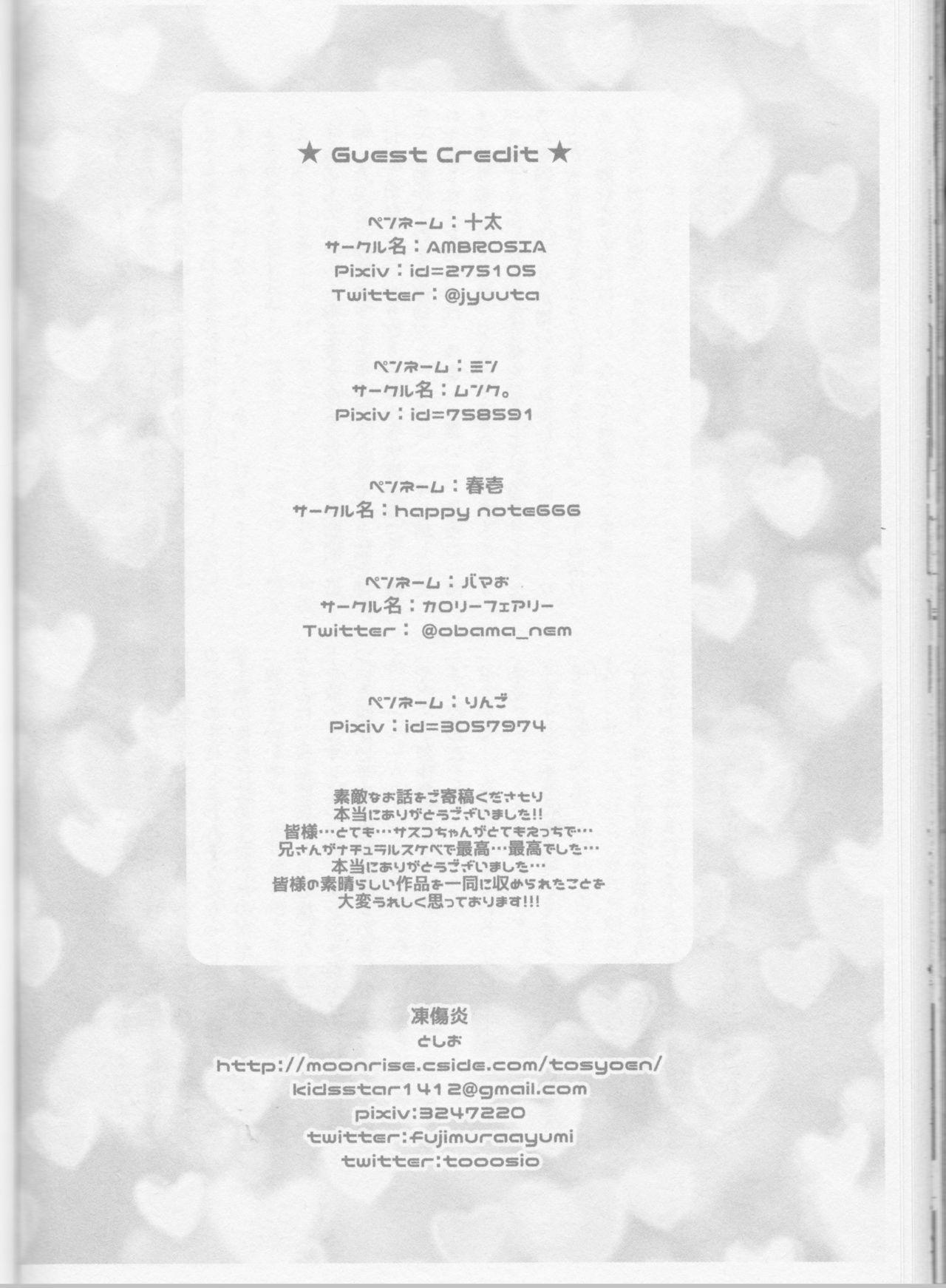 Ore o Konnafuuni Saseta no wa Nii-san Nanda zo 21