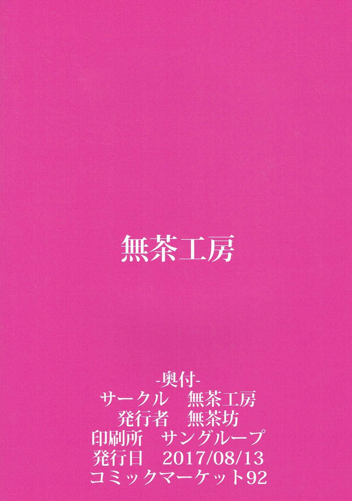 Nishizumi Maho no Seijijou 17