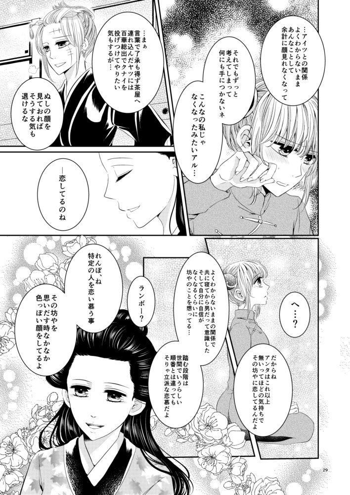 Cherish<上> 27