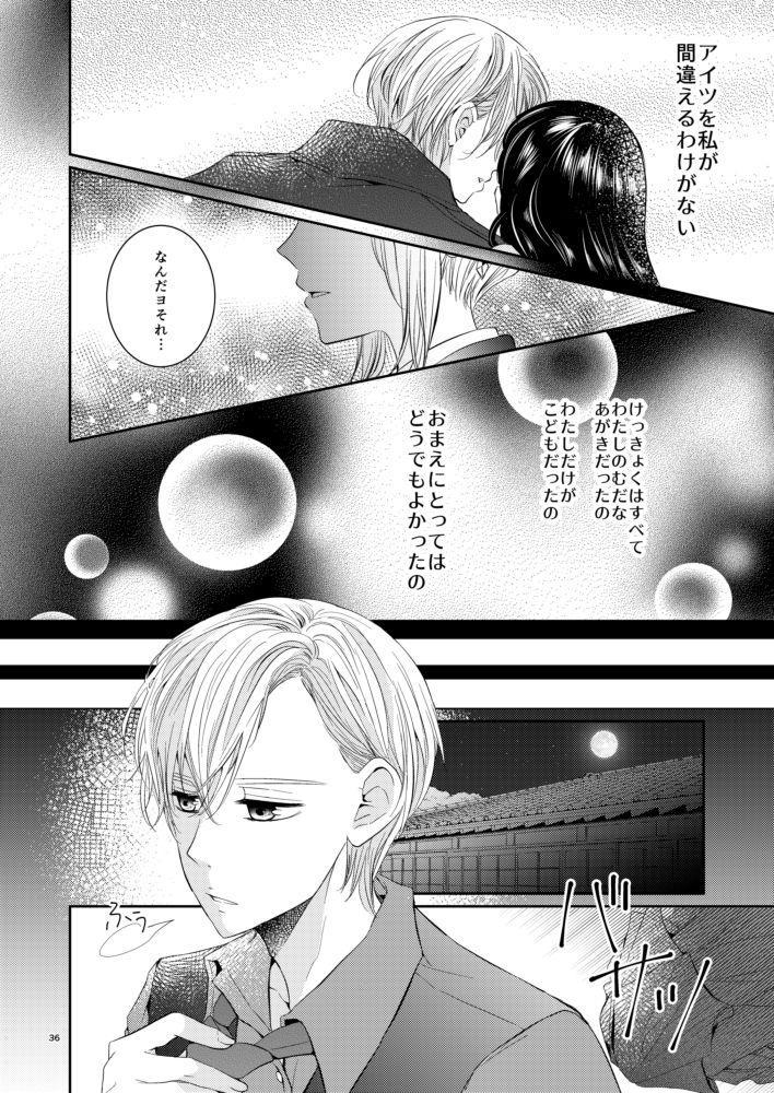 Cherish<上> 34