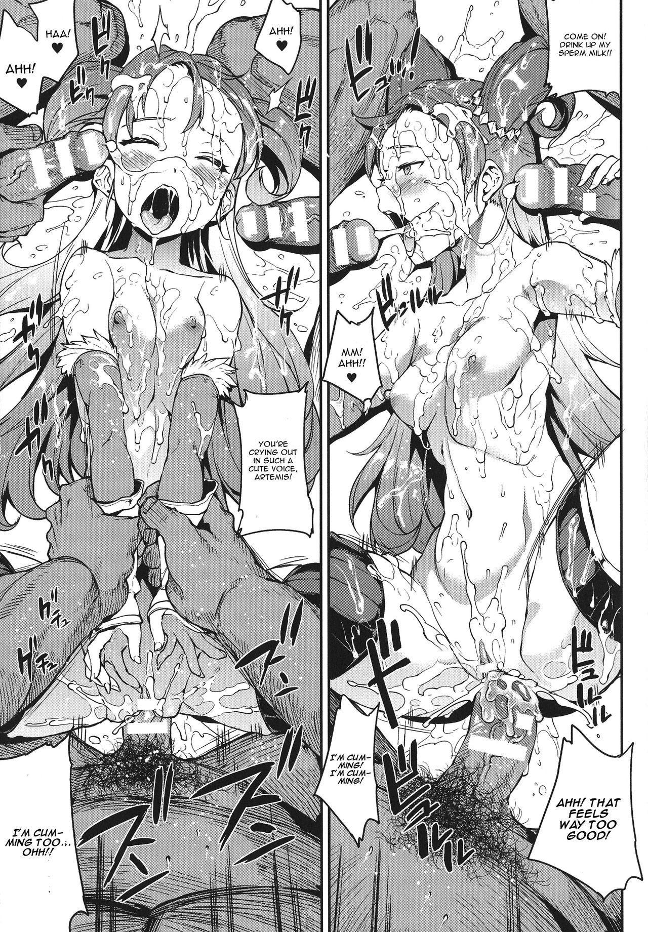 [Erect Sawaru] Raikou Shinki Igis Magia -PANDRA saga 3rd ignition- Ch. 1-6 [English] [CGrascal] 100
