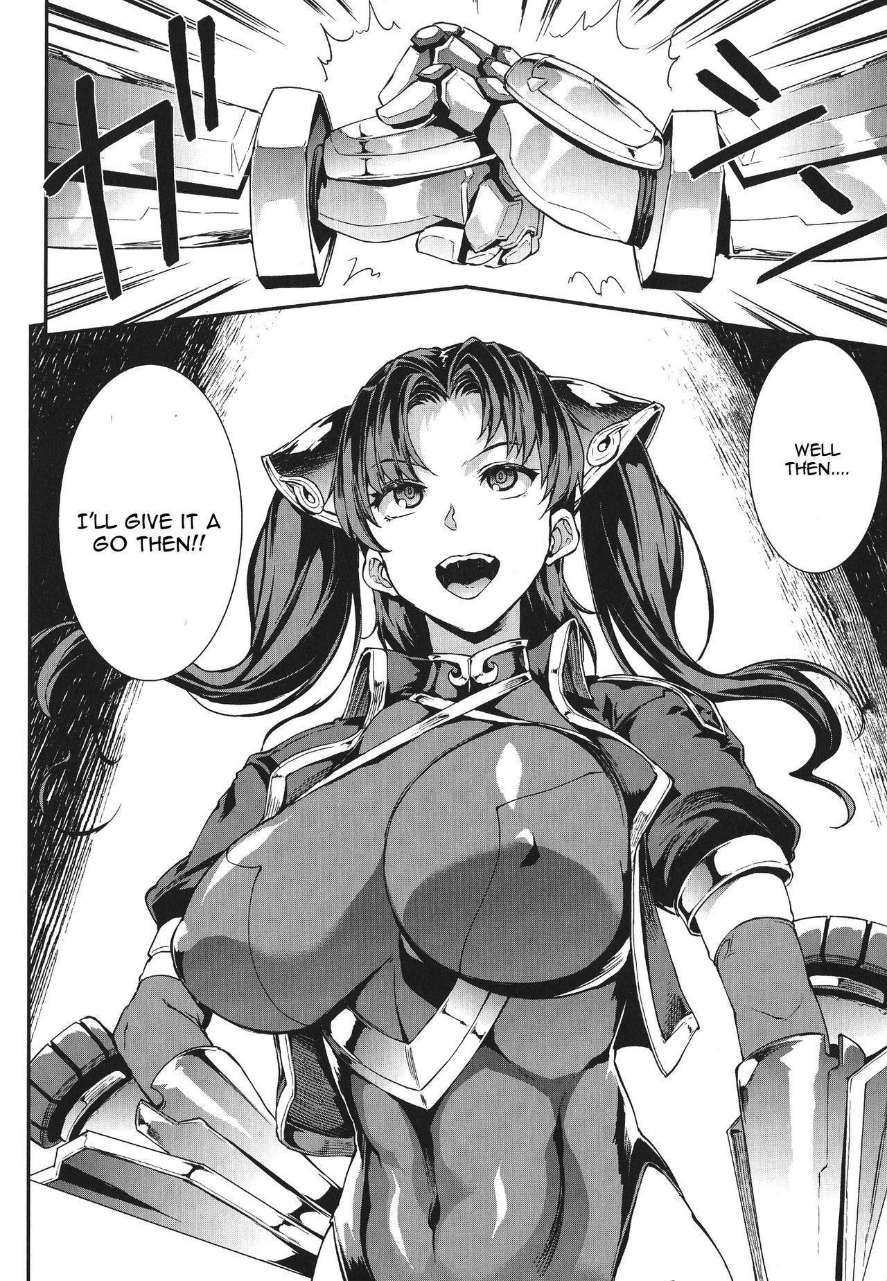 [Erect Sawaru] Raikou Shinki Igis Magia -PANDRA saga 3rd ignition- Ch. 1-6 [English] [CGrascal] 106
