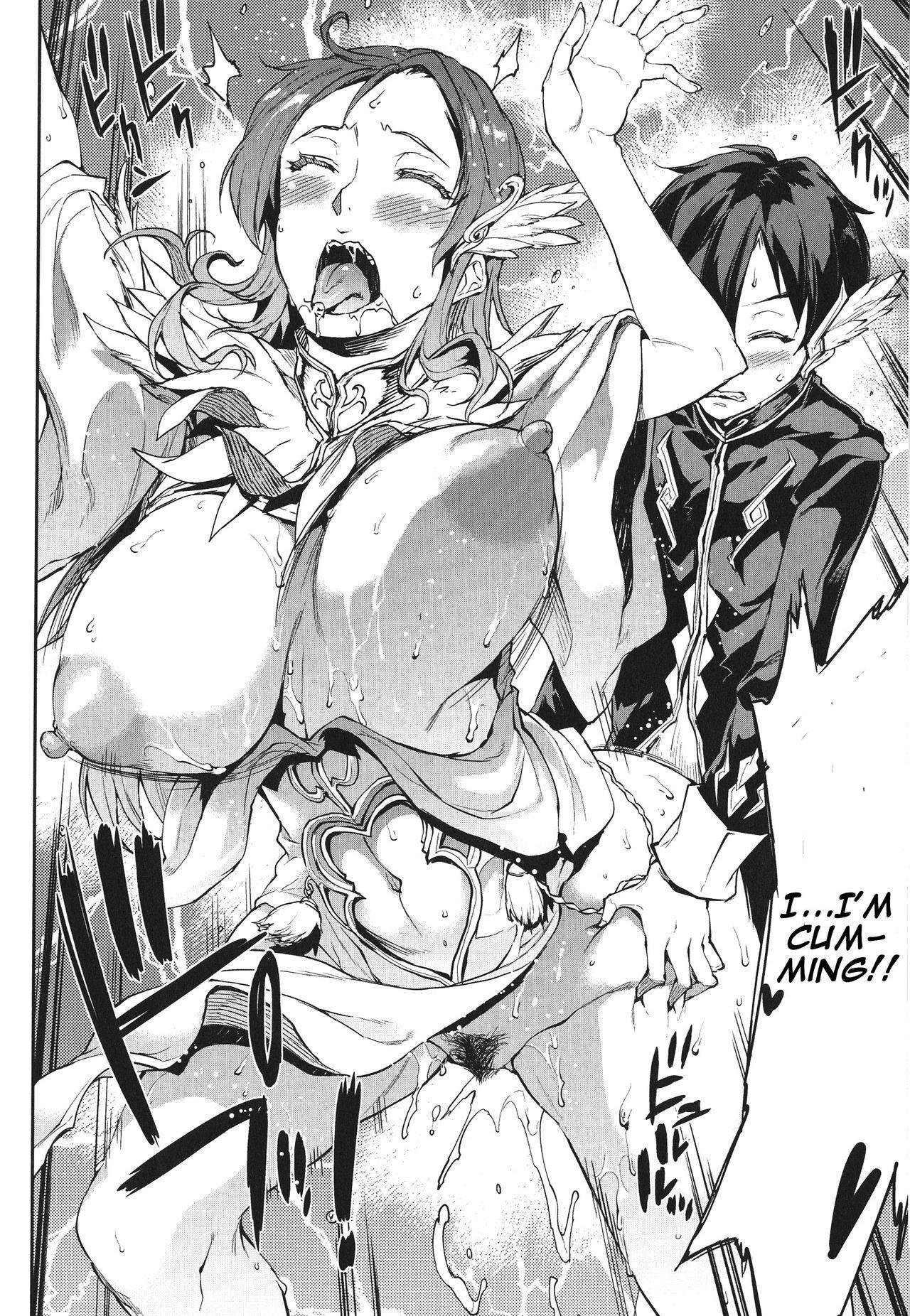 [Erect Sawaru] Raikou Shinki Igis Magia -PANDRA saga 3rd ignition- Ch. 1-6 [English] [CGrascal] 76