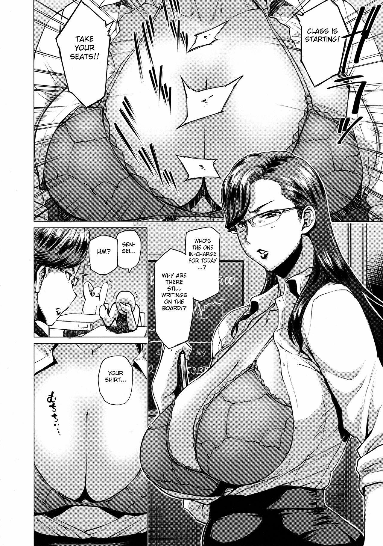 Tobashi Sensei wa Kyou mo Button o Tobasu. 2
