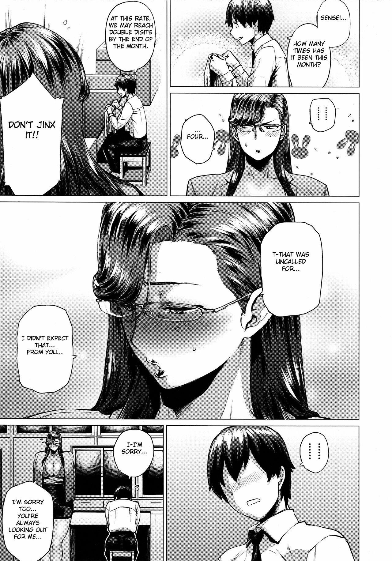Tobashi Sensei wa Kyou mo Button o Tobasu. 5
