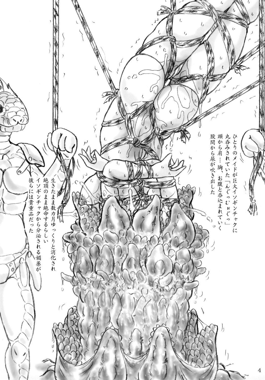 Ikenie Shuuyoujo 3