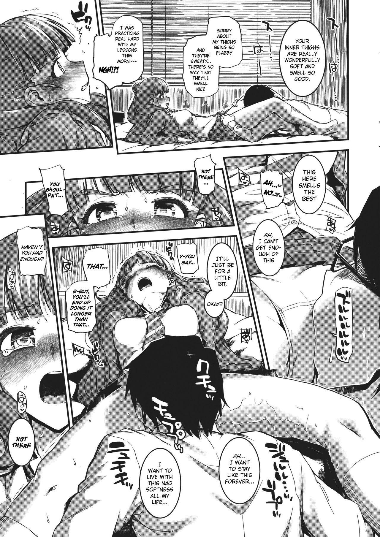(COMIC1☆10) [Morimiyakan (Morimiya Masayuki)] Sarani, Nao-chan to Asedaku de Suru Hon | The getting all sweaty with Nao-chan book (THE IDOLM@STER CINDERELLA GIRLS) [English] 5
