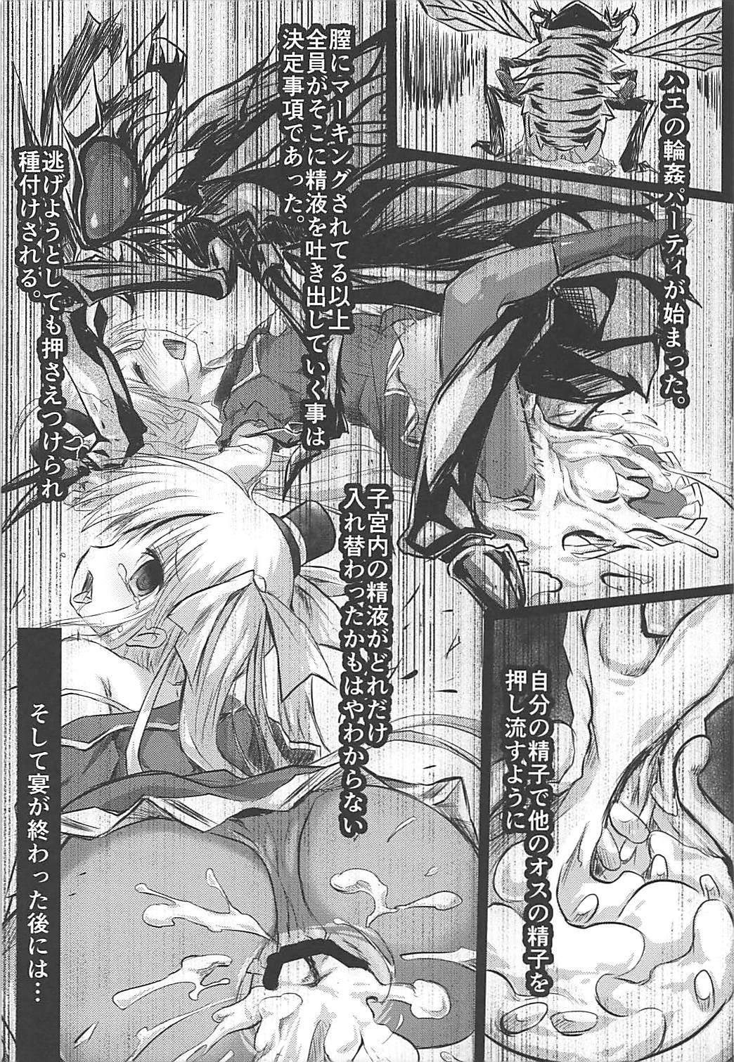 Gaichuu Higai Houkokusho 16