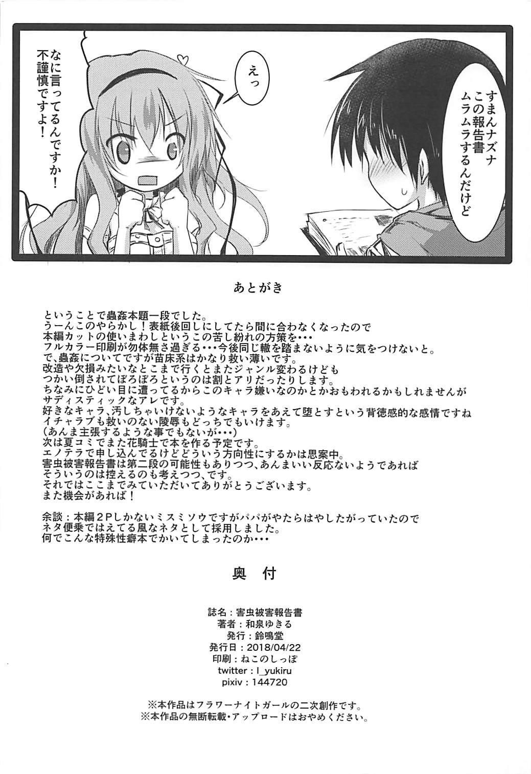 Gaichuu Higai Houkokusho 24
