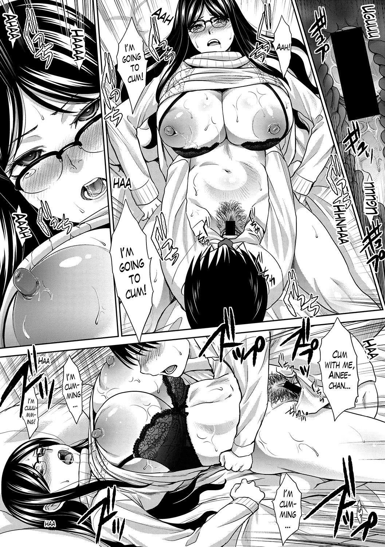 [Itaba Hiroshi] Boku no Daisuki na Oba-san Ch. 1-3 [English] [Lazarus H] 48