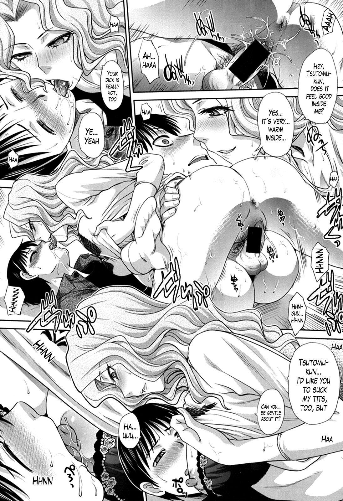 [Itaba Hiroshi] Boku no Daisuki na Oba-san Ch. 1-3 [English] [Lazarus H] 71