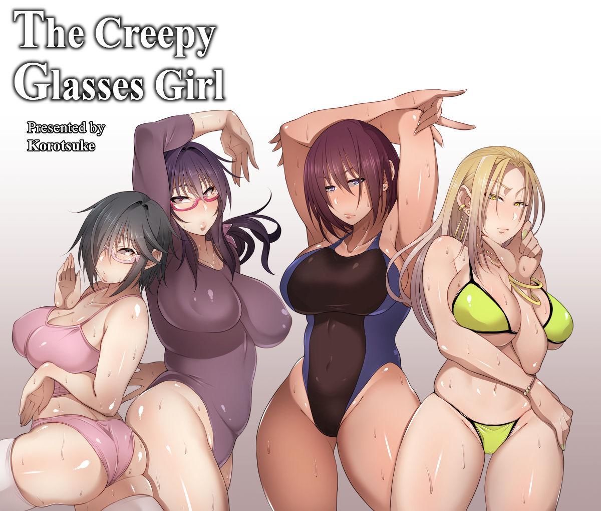 Nekura Megane ♀   The Creepy Glasses Girl 0