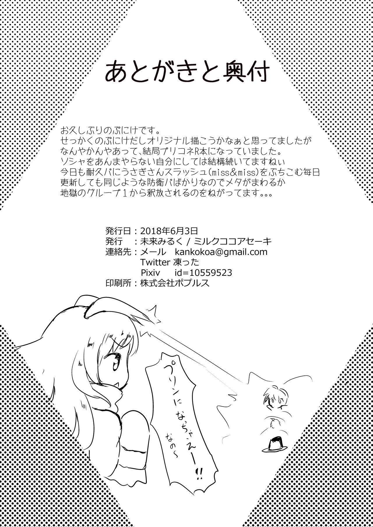 Hatsujou Usagi-san Slash 12