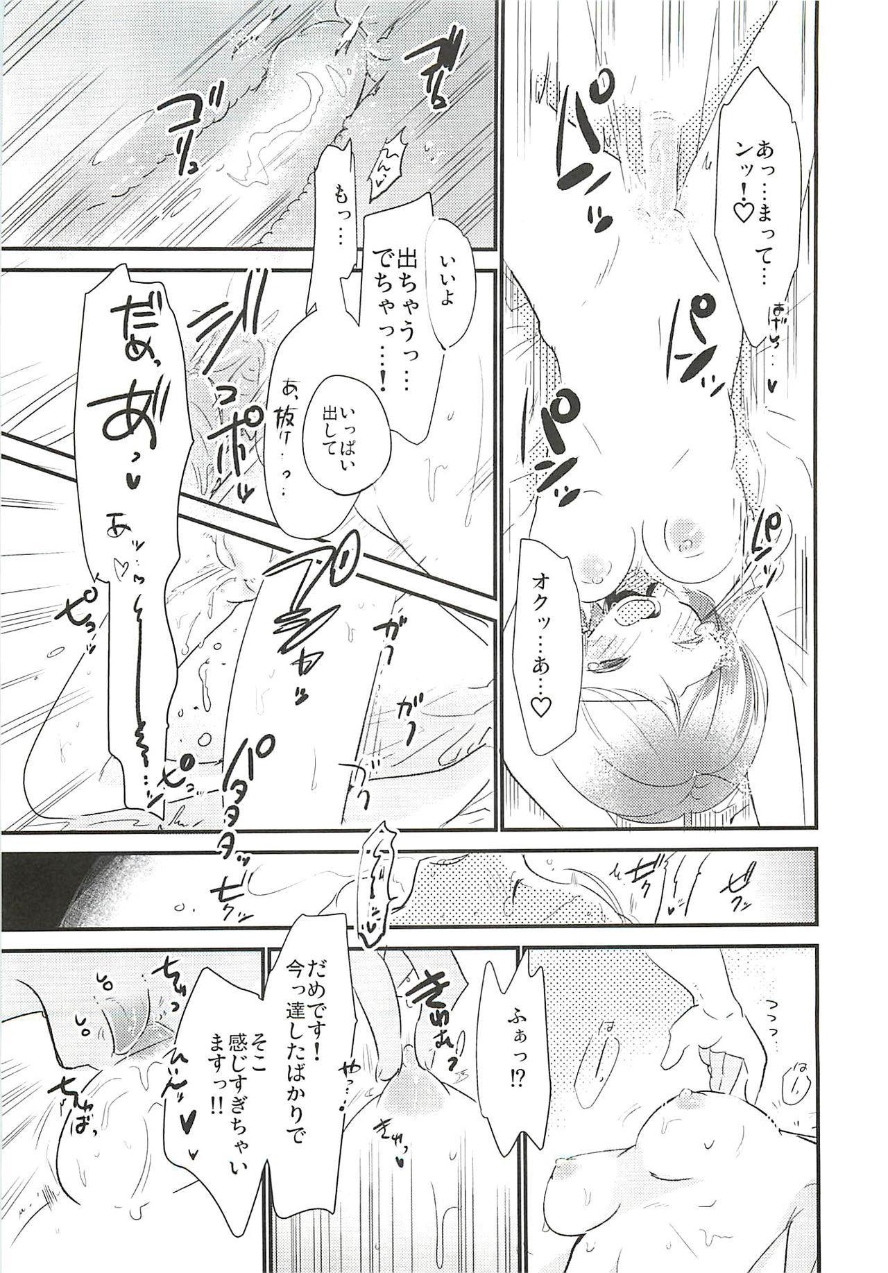 Honoka to Ippai 17