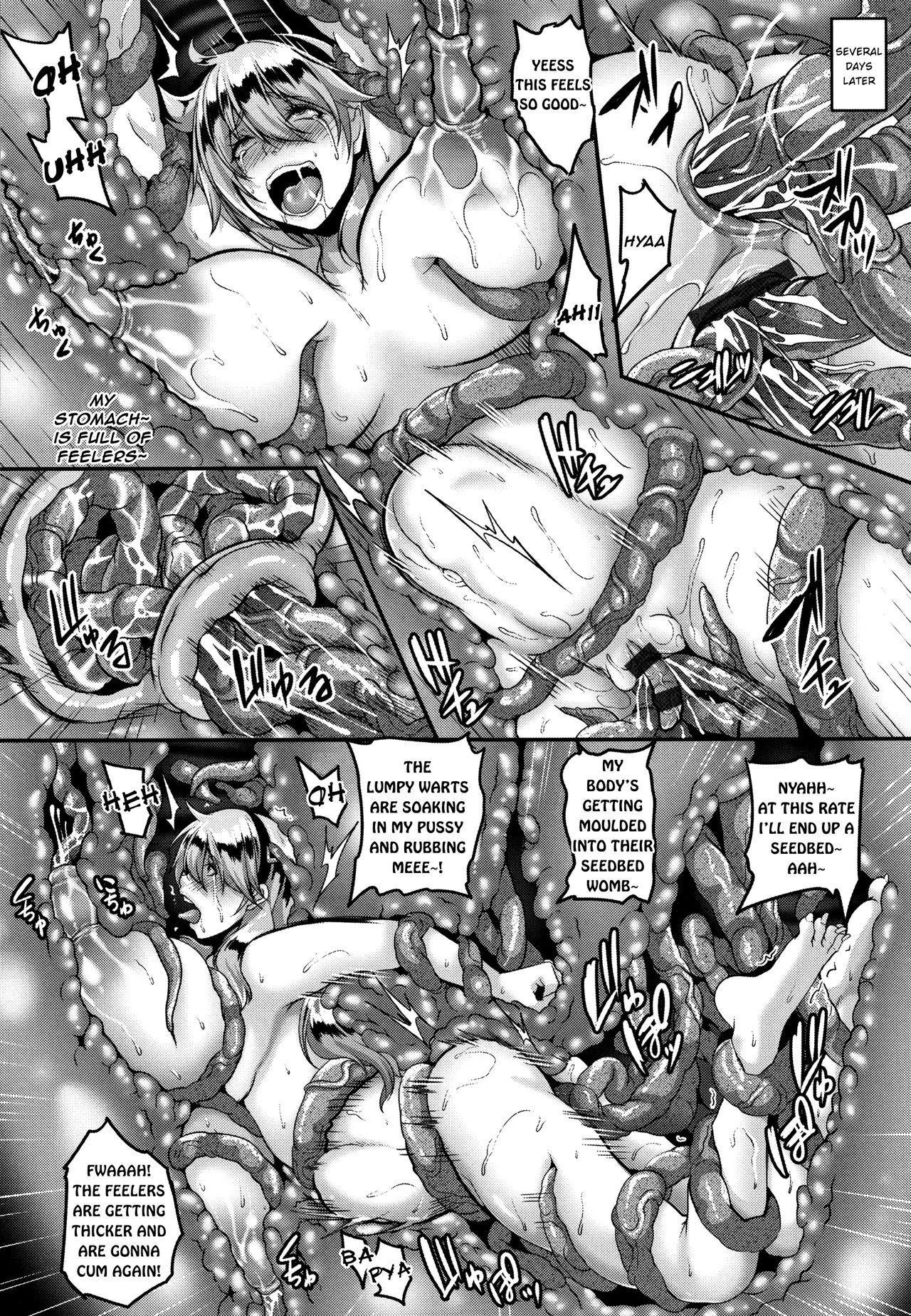 Hanshoku no Nikunaenie | The Breeding Meat Seedlings 13