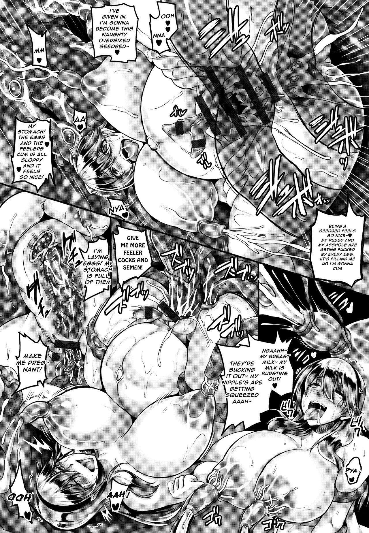 Hanshoku no Nikunaenie | The Breeding Meat Seedlings 15