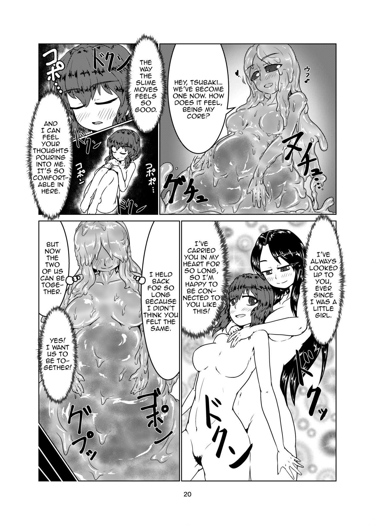 [Toufuya (Kanatofu)] Watashi no Ane wa Slime Musume - 2-kame - [English] [Zero Translations] [Digital] 19