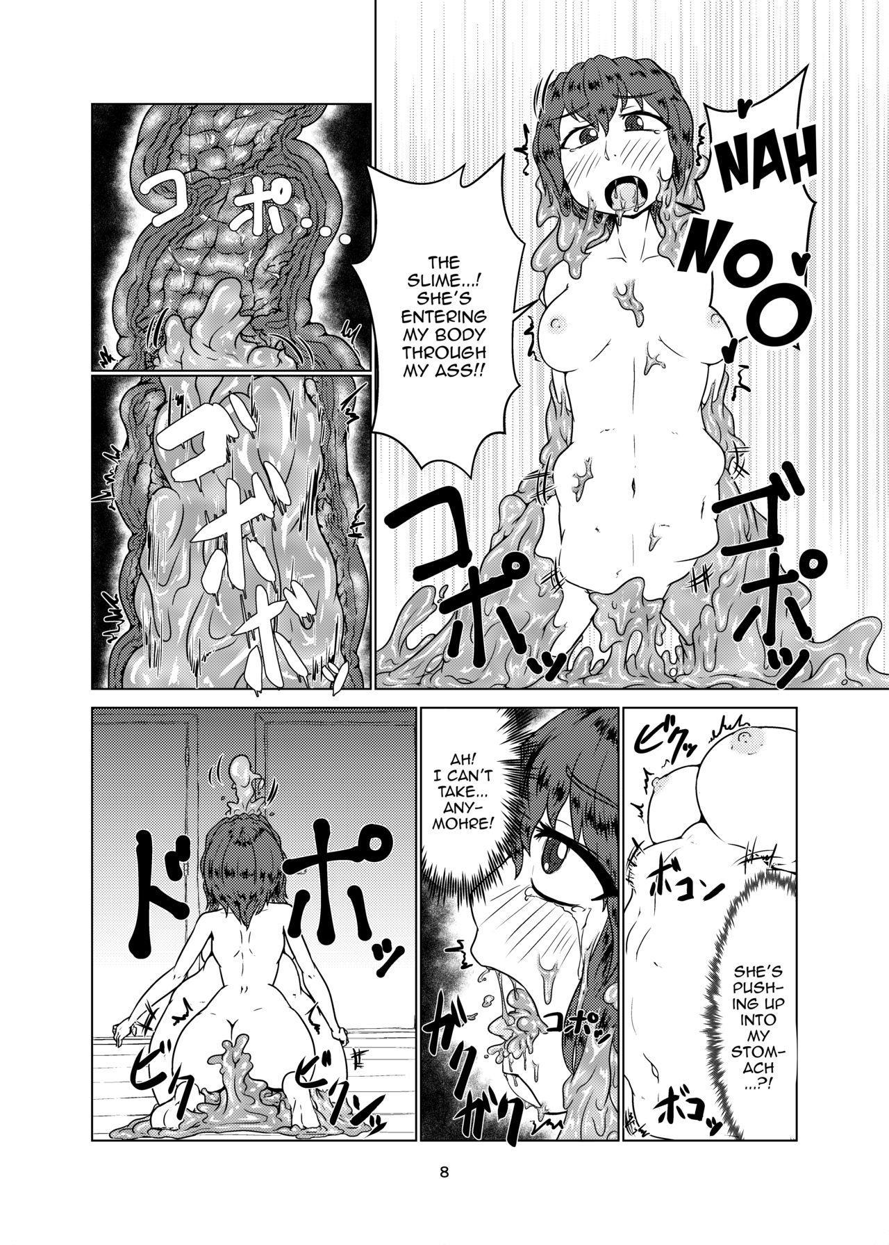 [Toufuya (Kanatofu)] Watashi no Ane wa Slime Musume - 2-kame - [English] [Zero Translations] [Digital] 7