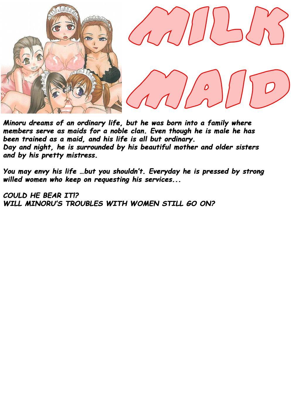 Milk Maid 4