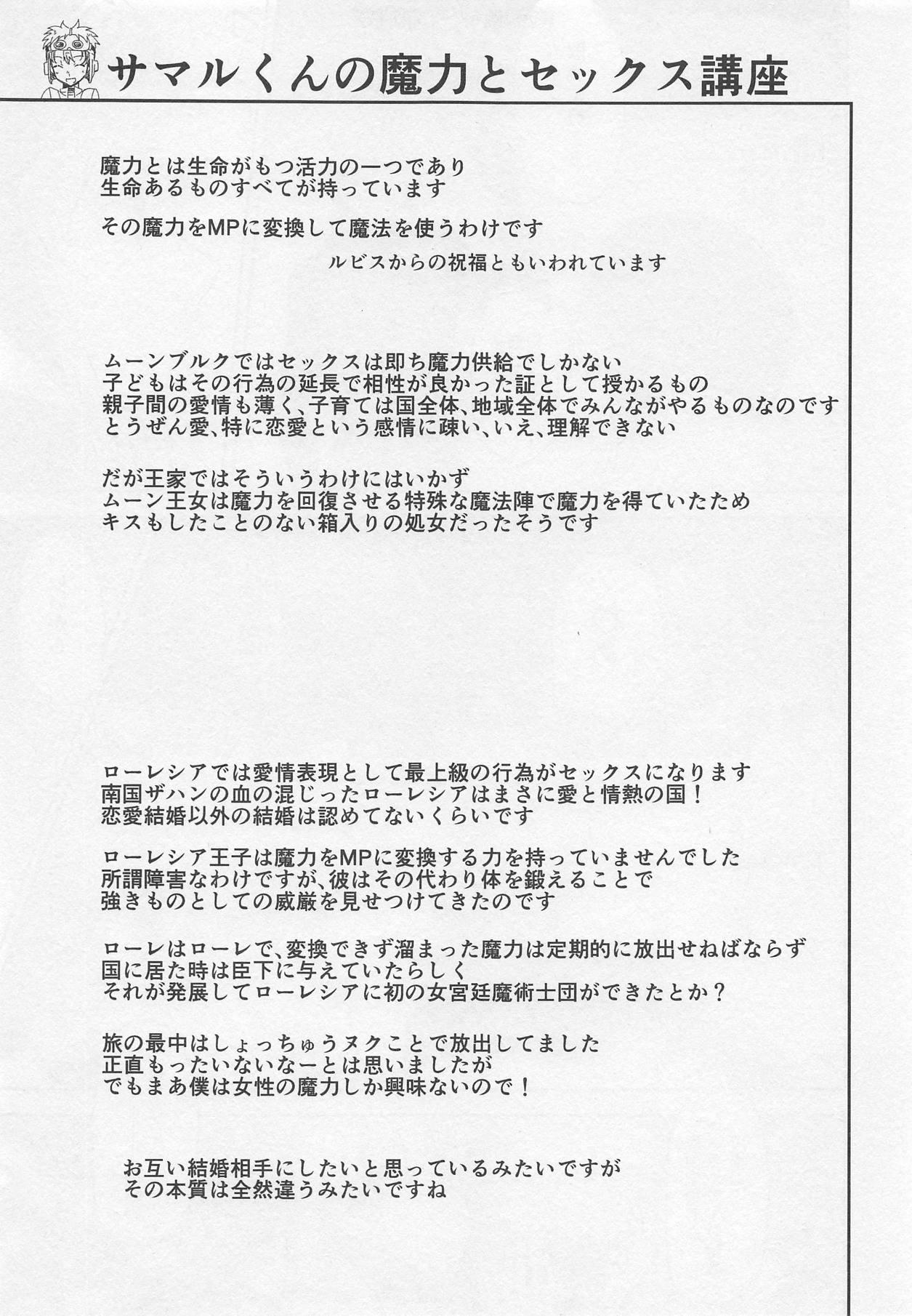 Moonbrooke Oujo to Maryoku Kyoukyuu 17