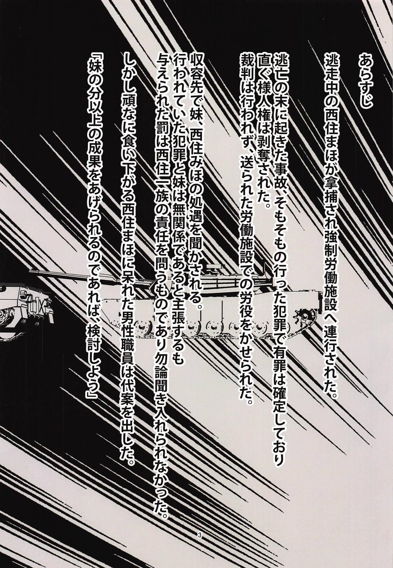 Tsuyoi Sensha no Kowashikata Sono 2 1
