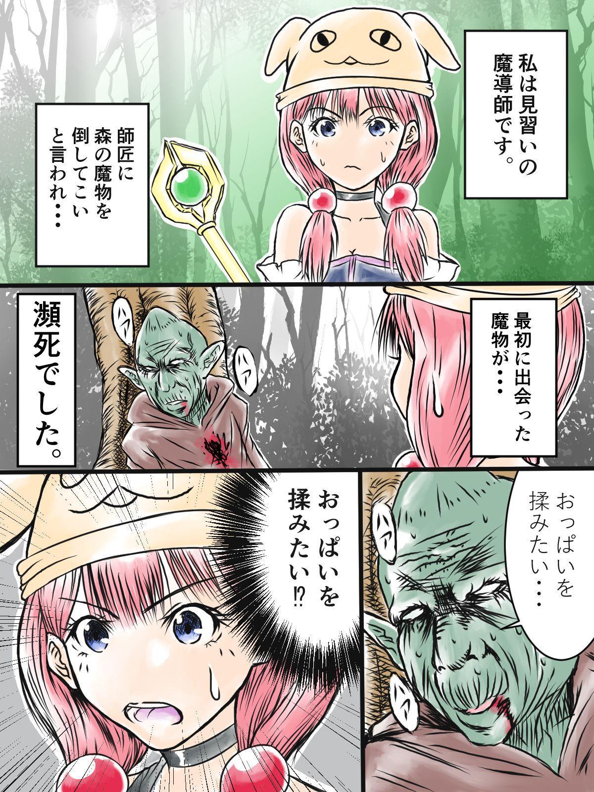 見習い魔導師ちゃん 0