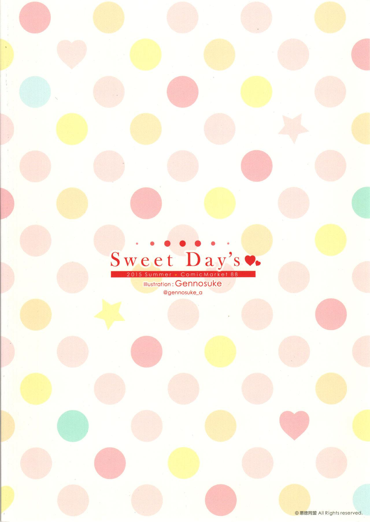 Sweet Day's 25