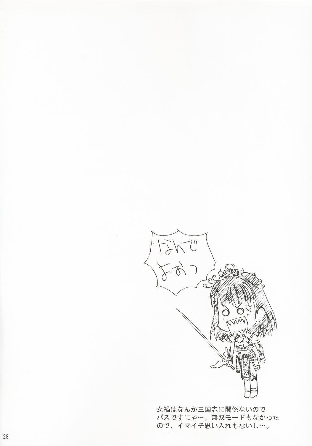 In Sangoku Musou 26