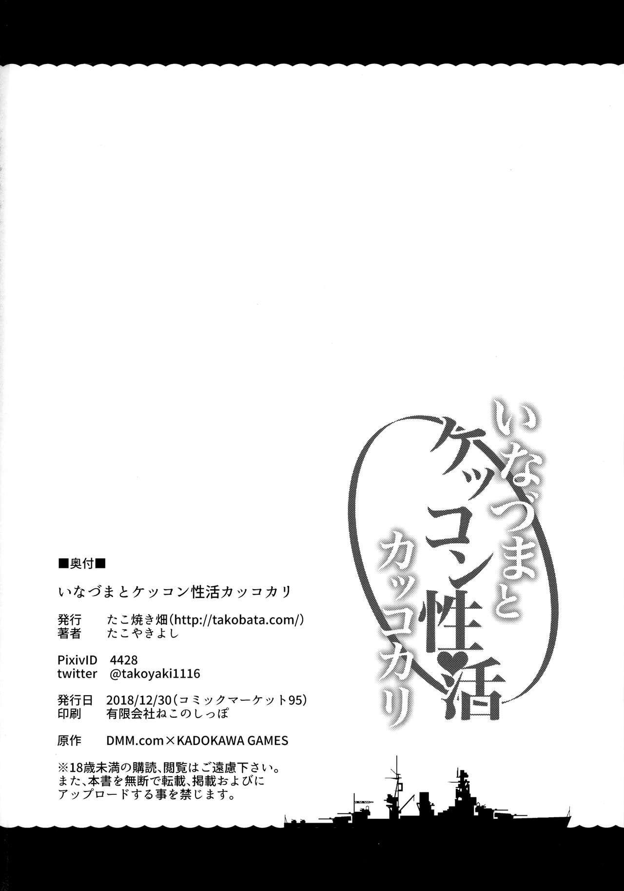 Inazuma to Kekkon Seikatsu Kakkokari 25