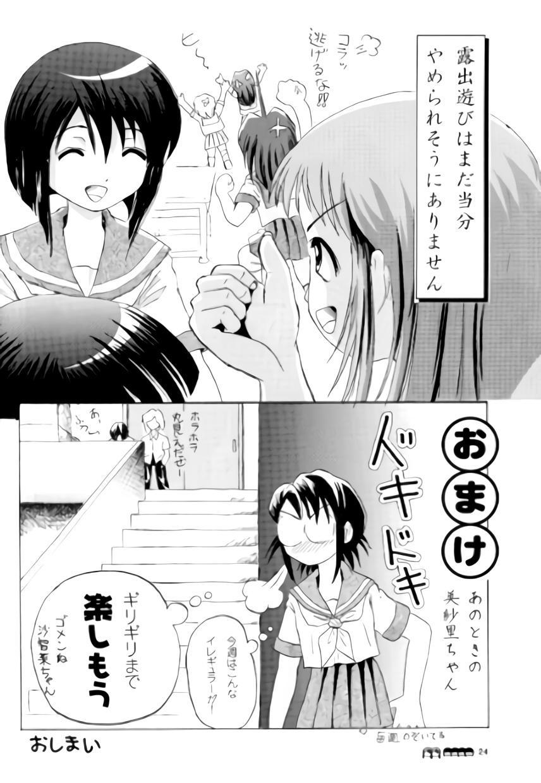 Sachina no Koukou Nikki 3 22