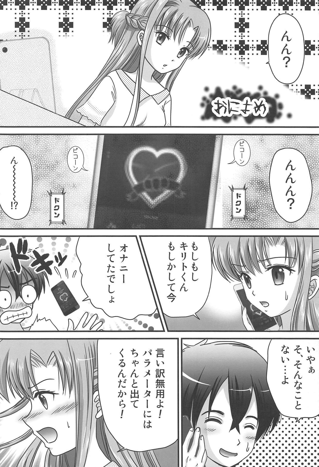 (C95) [TRAP (Urano Mami)] SAO ~sokoni anatato omoideto~ ETERNAL (Sword Art Online) 2