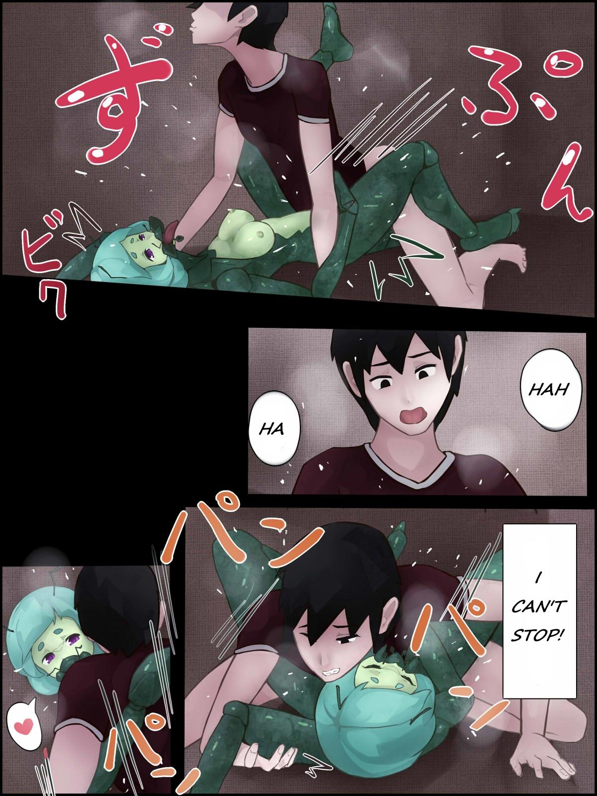Sex with Mantis Girl 13
